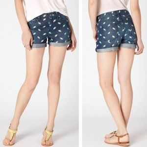 Pilcro and the Letterpress Stet Scribble Shorts